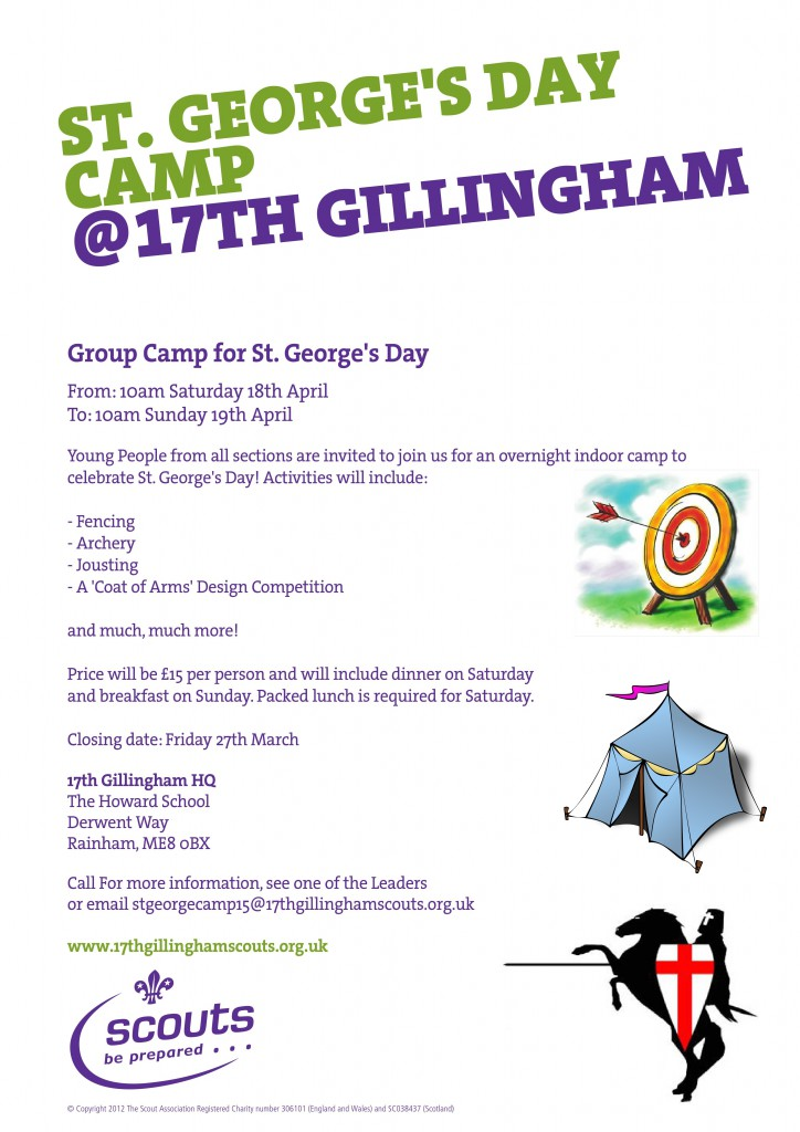 St Georges Day Camp 2015_flyer